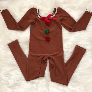 Other - Gingerbread Costume Outfit
